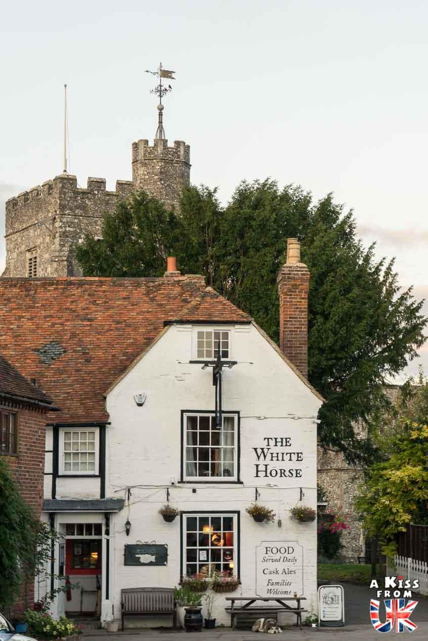 Chilham dans le Kent - 30 photos qui vont vous donner envie de voyager en Angleterre après l'épidémie de coronavirus - Découvrez les plus belles destinations et les plus belles régions d'Angleterre à visiter.