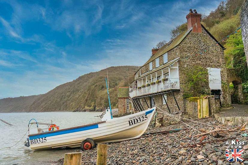 Clovelly - Que voir et que faire dans le Devon en Angleterre ? Visiter le Devon et ses plus beaux endroits avec notre guide voyage - A Kiss from UK, le blog du voyage en Grande-Bretagne.