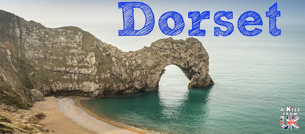 Que voir absolument dans le Dorset en Angleterre ? Visiter les plus beaux endroits du Dorset avec A Kiss from UK, le blog du voyage en Ecosse, Angleterre et Pays de Galles.