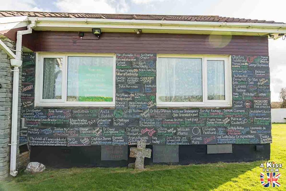 la maison du Druide Ed Prynn, en Cornouailles
