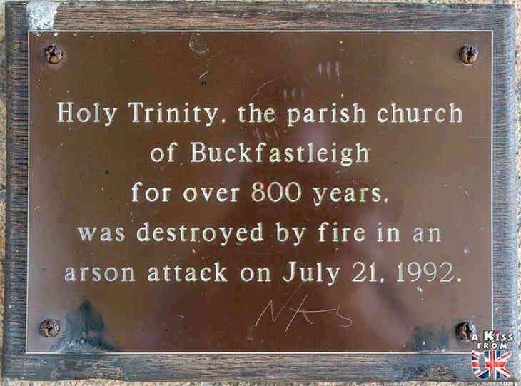 Holy Trinity à Buckfastleigh - Que faire dans le Devon en Angleterre ? Visiter les plus beaux endroits à voir absolument dans le Devont et le Dartmoor avec notre guide voyage.