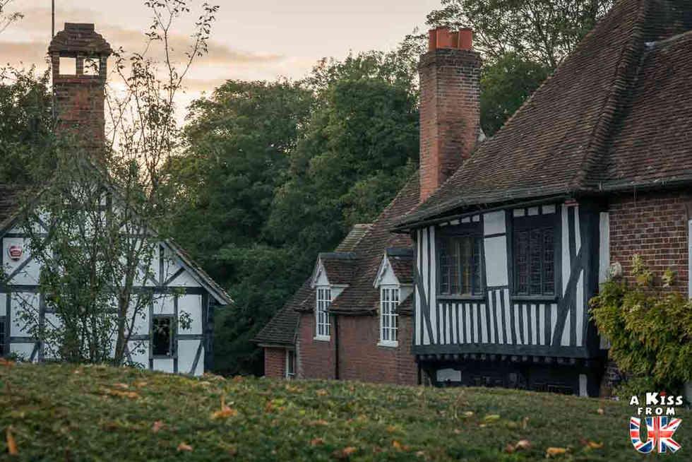 Chilham - Les villages du Kent - Que faire dans le Ken en Angleterre ? Visiter les plus beaux endroits à voir dans le Kent avec notre guide complet.