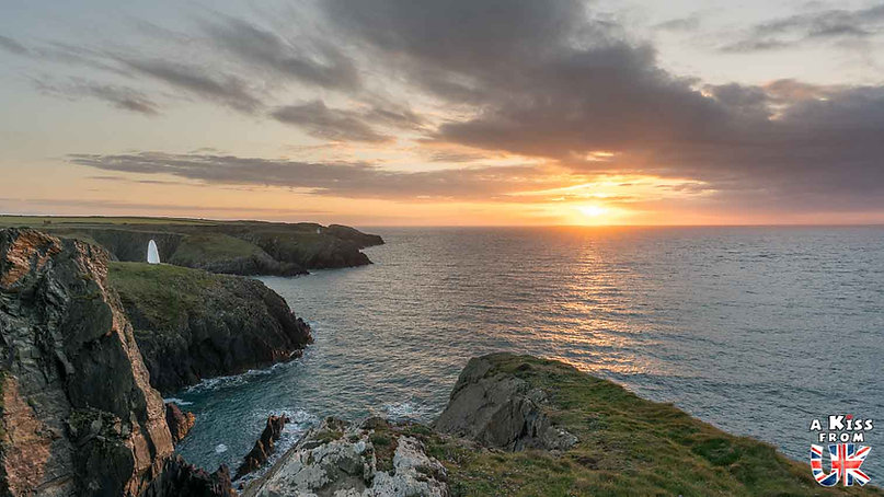 Porthgain dans le Pembrokeshire - Les endroits à voir absolument au Pays de Galles en dehors de Cardiff – Découvrez quels sont les lieux incontournables au Pays de Galles et les plus beaux endroits du Pays de Galles à visiter pendant votre voyage   A Kiss from UK