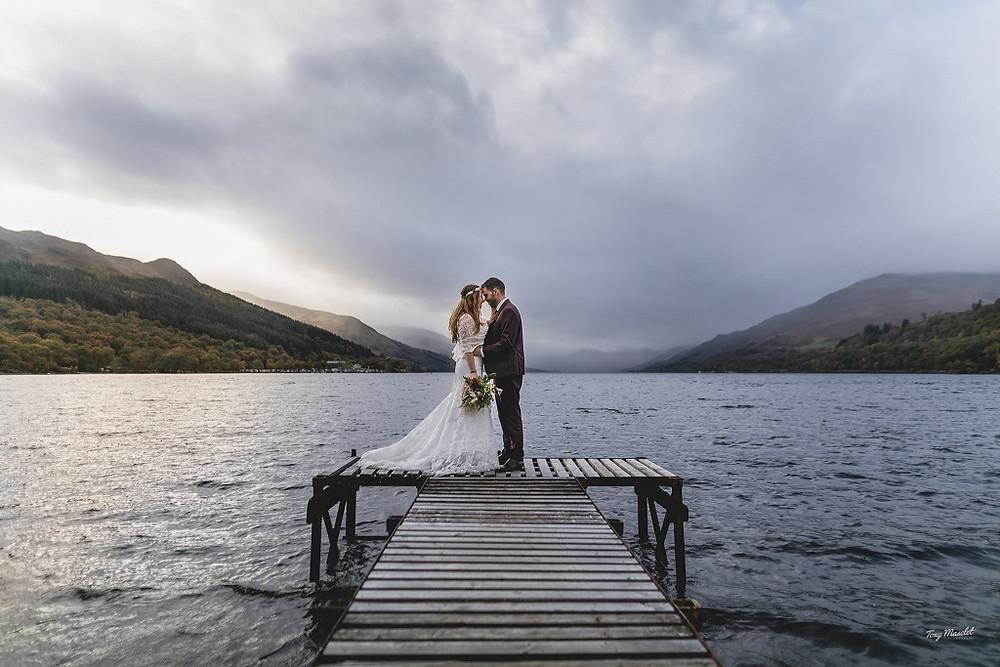 Organiser son mariage en Ecosse avec Gabrielle Plasman, wedding planner - découvrez tous les guides français à Edimbourg ainsi que les professionnels du tourisme francophones et indépendants en Ecosse. | A Kiss from UK
