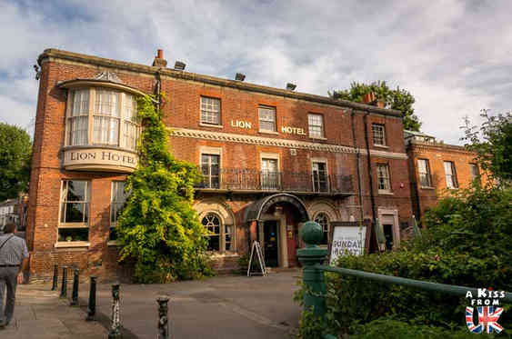 The Lion à Farningham - Les meilleurs pubs du Kent - A faire et à voir dans le Kent en Angleterre. Visiter les plus beaux endroits du Kent avec notre guide complet.