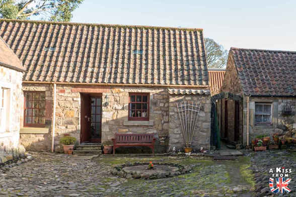 Falkland - Que voir et que faire dans la Péninsule de Fife en Ecosse ? Visiter la Péninsule de Fife avec A Kiss from UK, le guide et blog du voyage en Ecosse.