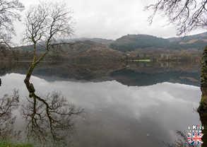 Loch Achray - A voir absolument et à faire dans le Loch Lomond et les Trossachs en Ecosse - Visiter le Parc National du Loch Lomond et des Trossachs avec notre guide complet sur cette région écossaise