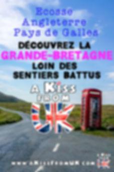 Bienvenue sur A Kiss From UK, le guide & blog du voyage en Ecosse, Angleterre et Pays de Galles. Découvrez ici comment visiter la Grande-Bretagne autrement, en dehors de Londres et des grandes villes, à l'aide de nos guides sur les plus belles régions britanniques !