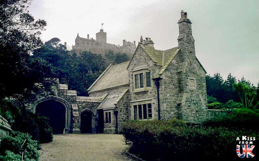 St Michael Mount - Que faire dans les Cornouailles en Angleterre ? Visiter les plus beaux endroits à voir absolument dans les Cornouailles avec notre guide complet.