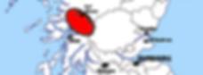 Carte du Glencoe - Que voir dans le Glencoe en Ecosse ? Visiter le Glen Coe avec A Kiss from UK, le guide & blog du voyage en Ecosse, Angletere et Pays de Galles