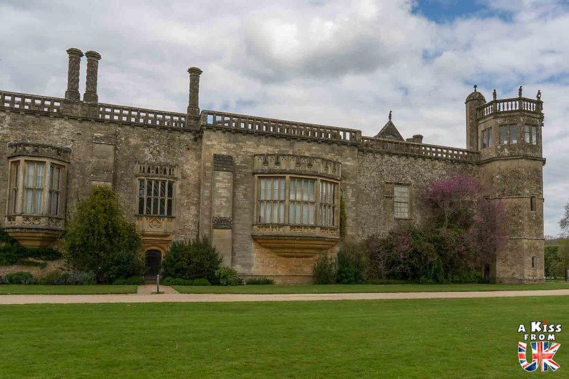 L'abbaye de Lacock - Que voir dans le Wiltshire en Angleterre ? Visiter le Wiltshire avec A Kiss from UK, le blog du voyage en Angleterre.
