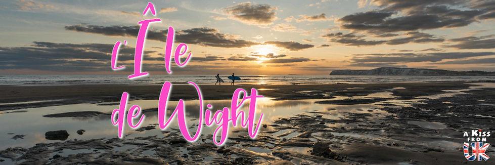 Que faire et que voir sur l'île de Wight en Angleterre ? Visiter l'île de Wight et ses plus beaux endroits avec ce guide voyage.   A Kiss From UK, le blog du voyage en Grande-Bretagne.