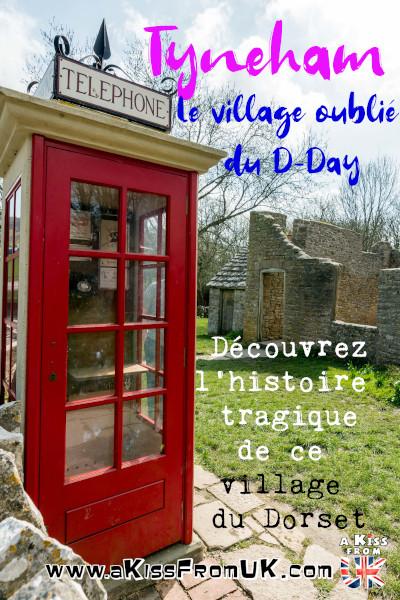 Petit village du Dorset, Tyneham a, malgrè lui, participé au succès du débarquement. Découvrez cette histoire sur A Kiss from UK, le blog du voyage en Ecosse, Angleterre et Pays de Galles !