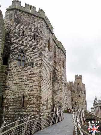 Caernarfon - Que voir sur l'île d'Anglesey au Pays de Galles ? - A Kiss from UK, blog voyage sur 'Ecosse, l'Angletere et le Pays de Galles