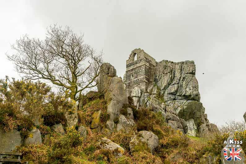Roche Rock - Les plus belles ruines de Grande-Bretagne - A Kiss from UK, le blog du voyage en Ecosse, Angletere et Pays de Galles.