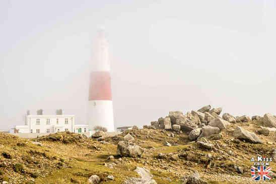 Isle of Portland - Que faire dans le Dorset en Angleterre ? Visiter les plus beaux endroits à voir dans le Dorset avec notre guide complet.