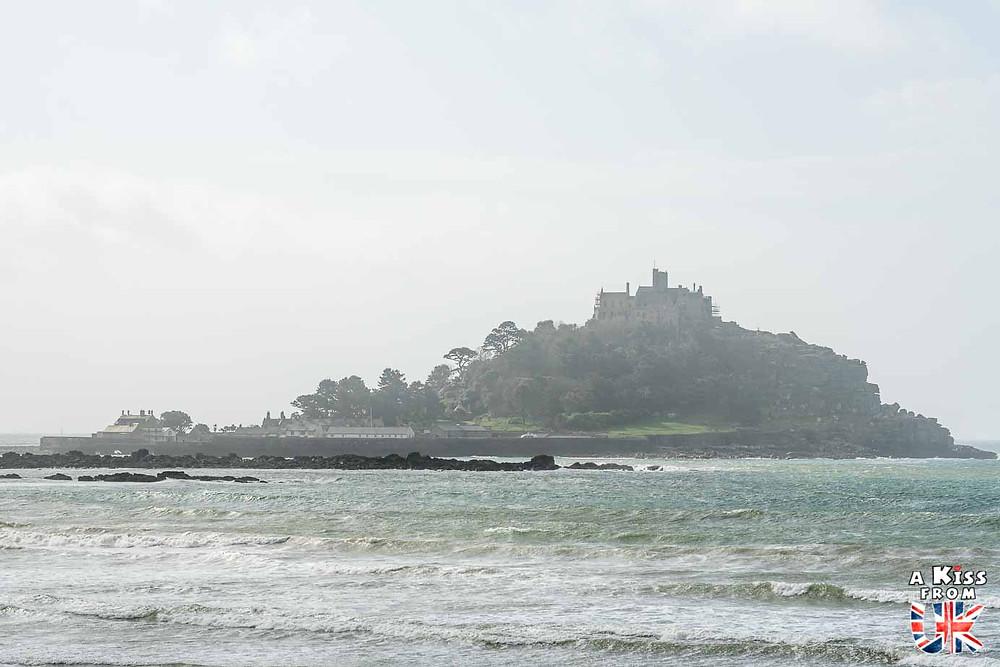Visiter le Mont Saint-Michel en Normandie pour retrouver l'atmosphère de St Michael's Mount en Cornouailles | Visiter la Normandie pour retrouver les paysages de Grande-Bretagne  | A Kiss fom UK