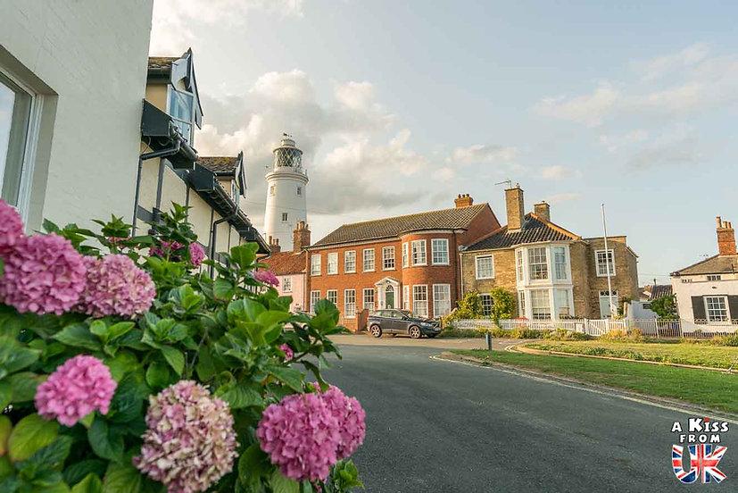 Southwold - Que voir dans le Suffolk en Angleterre ? Visiter le Suffolk avec A Kiss from UK, le guide et blog du voyage en Angleterre.