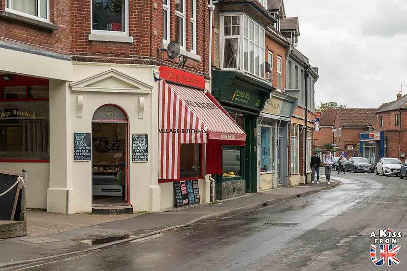 Brockenhurst - Que faire dans la New Forest en Angleterre ? Visiter les plus beaux endroits à voir dans la New Forest avec notre guide complet sur cette région - A Kiss from UK, le blog du voyage en Grande-Bretagne.