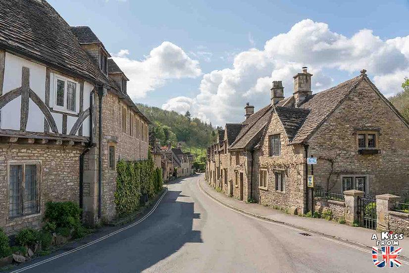 Castle Combe - Que voir et que faire dans les Cotswolds en Angleterre ? Visiter les Cotswolds et ses plus beaux endroits avec notre guide voyage. - A Kiss from UK, le blog du voyage en Angleterre.
