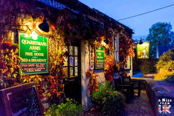 The Quaryman Arms - Découvrez les meilleurs pubs de Grande-Bretagne. Quels sont les meilleurs pubs d'Angleterre, d'Ecosse et du Pays de Galles ?