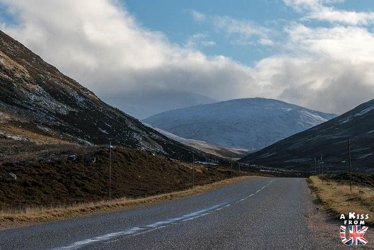 De Ballater à Glenshee dans les Cairngorms - Les 15 plus belles routes d'Ecosse