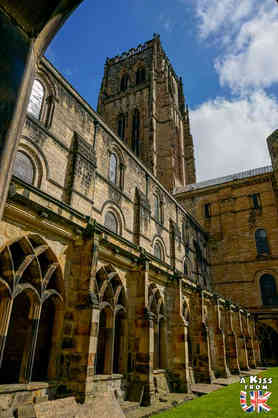 Que voir à Durham en Angleterre ? Visiter Durham avec A Kiss from UK, le blog du voyage en Ecosse, Angleterre et Pays de Galles.