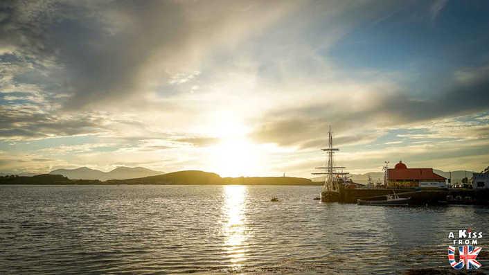 Oban - A voir et à faire sur les îles de Mull, Iona et Staffa en Ecosse ? Visiter Oban et les îles de Mull, Iona et Staffa avec A Kiss from UK, le blog du voyage en Ecosse.