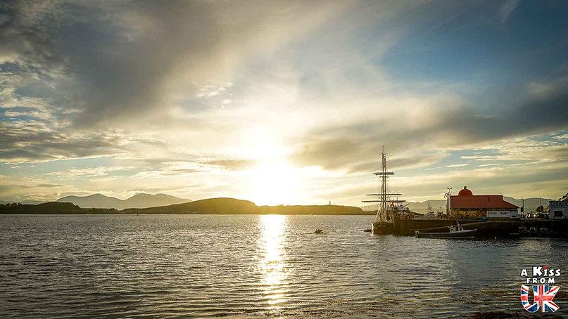 Oban - 50 endroits à voir absolument en Ecosse – Découvrez les lieux incontournables en Ecosse et les plus beaux endroits d'Ecosse à visiter pendant votre voyage | A Kiss from UK