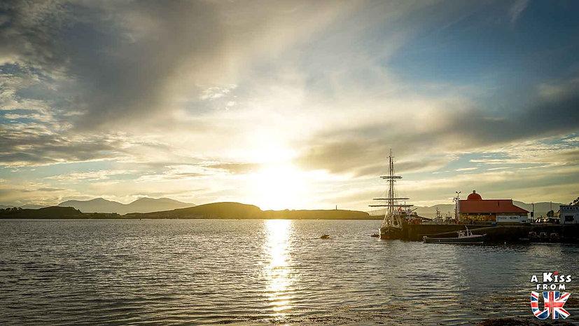 Visiter Oban - A voir et à faire sur les îles de Mull, Iona et Staffa en Ecosse ? Visiter Oban et les îles de Mull, Iona et Staffa avec A Kiss from UK, le blog du voyage en Ecosse.