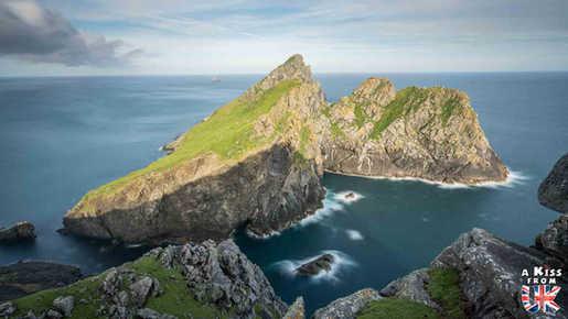 St Kilda dans les Hébrides Extérieures - Les plus beaux paysages d'Ecosse. Découvrez quels sont les plus beaux endroits d'Ecosse et les plus beaux sites naturels avec A Kiss from UK, le guide et blog du voyage en Grande-Bretagne.