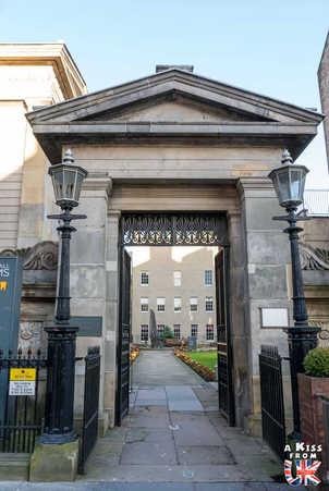 Le musée de la chirurgie d'Edimbourg - Surgeons Hall Museum - A voir absolument et à faire à Edimbourg - Visiter Edimbourg avec le guide complet d'A Kiss from UK, le blog du voyage en Ecosse.