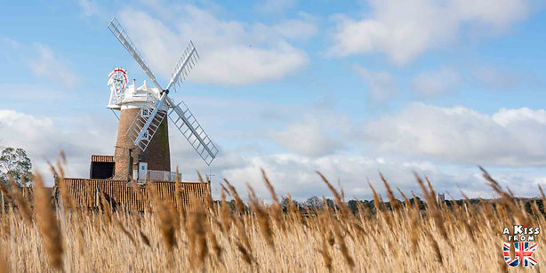 Le Norfolk. Les régions de l'Est de l'Angleterre à visiter. Voyagez à travers les plus belles régions d'Angleterre avec nos guides voyage et préparez votre séjour dans les endroits incontournables d'Angleterre | A Kiss from UK