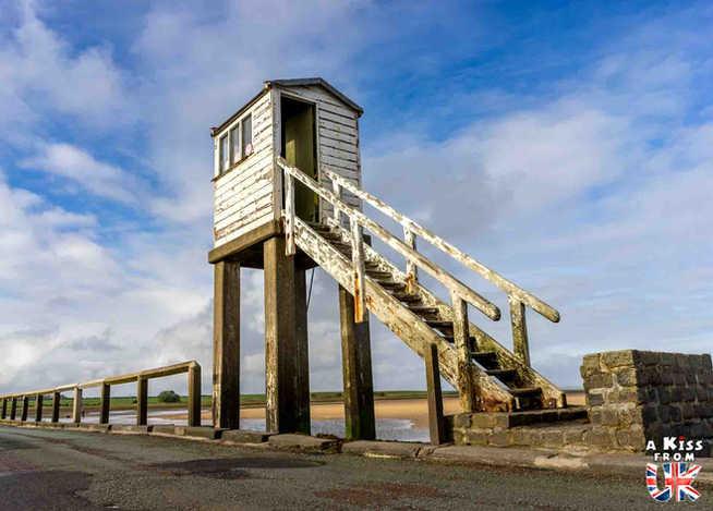 Lindisfarne - Que voir dans le Northumberland en Angleterre ? Visiter le Northumberland avec A Kiss from UK, le guide et blog du voyage en Ecosse, Angleterre et Pays de Galles.