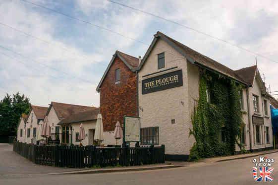 The Plough Inn à Eynsford - Les meilleurs pubs du Kent - A faire et à voir dans le Kent en Angleterre. Visiter les plus beaux endroits du Kent avec notre guide complet.