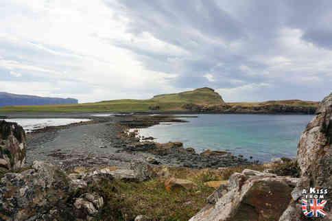 Oronsay - Que faire et que voir sur l'île de Skye en Ecosse ? Visiter les plus beaux endroits de l'île de Skye avec notre guide complet.