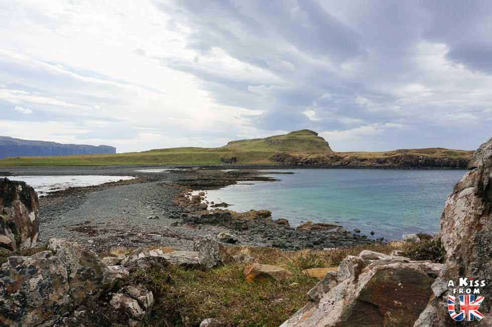 Oronsay - Visiter l'île de Skye en 4 Jours. A voir et à faire. Lieux à voir et itinéraire de Roadtrip en Ecosse sur l'île de Skye - A Kiss from UK le guide et  blog voyage Ecosse, Angleterre et Pays de Galles