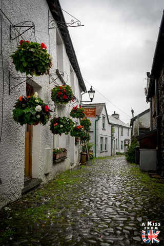 Hawkshead - Que voir absolument dans le Lake District en Angleterre ? Visiter le Lake District avec A Kiss from UK, le blog du voyage en Ecosse, Angleterre et Pays de Galles