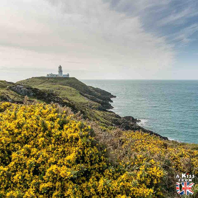 Strumble Head dans le Pembrokeshire - Les endroits à voir absolument au Pays de Galles en dehors de Cardiff – Découvrez quels sont les lieux incontournables au Pays de Galles et les plus beaux endroits du Pays de Galles à visiter pendant votre voyage   A Kiss from UK