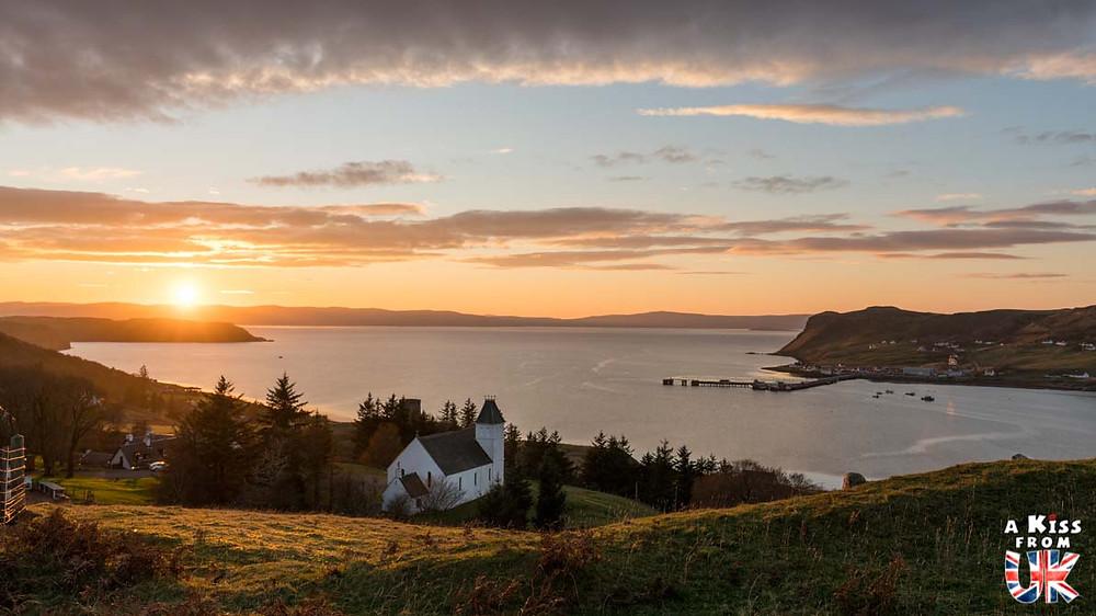La baie de Uig sur l'île de Skye -  50 photos qui vont vous donner envie de voyager en Ecosse après l'épidémie de coronavirus - Découvrez en image les plus beaux endroits d'Ecosse à visiter.