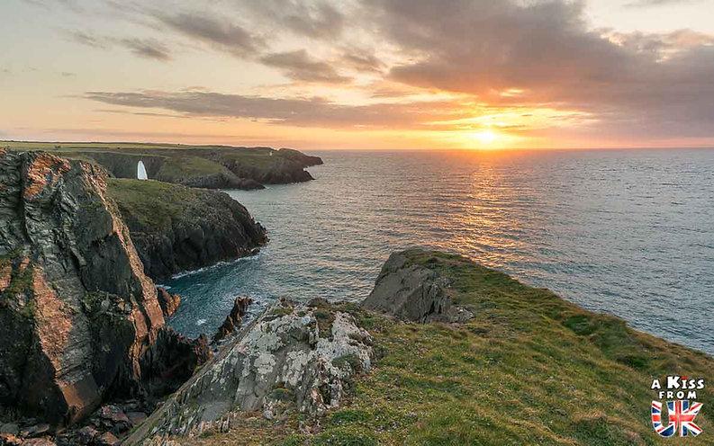Porthgain dans le Pembrokeshire - Que voir dans le Pembrokeshire au Pays de Galles ? Visiter le Pembrokeshire avec A Kiss from UK, le guide et blog voyage en Grande-Bretagne.