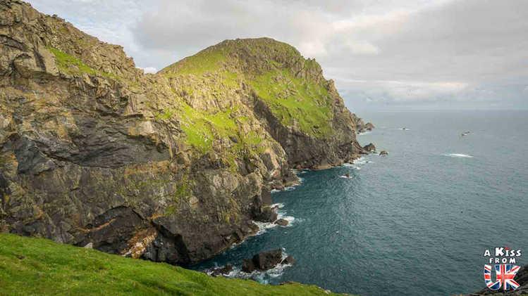 Cambir sur St Kilda - Visiter l'archipel de St Kilda en Ecosse - Que voir sur l'île de St Kilda en Ecosse ? - A Kiss from UK, guide et blog voyage sur l'Ecosse.