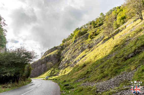 Cheddar Gorge - Que voir dans le Somerset en Angleterre ? Visiter le Somerset avec A Kiss from UK, le guide et blog du voyage en Ecosse, Angleterre et Pays de Galles