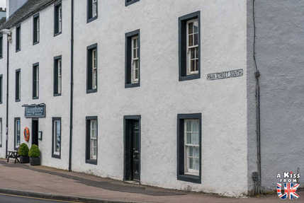 Inveraray - A faire et à voir dans le Glencoe et sa région en Ecosse. Visiter le Glencoe avec A Kiss from UK, le guide & blog du voyage en Ecosse.