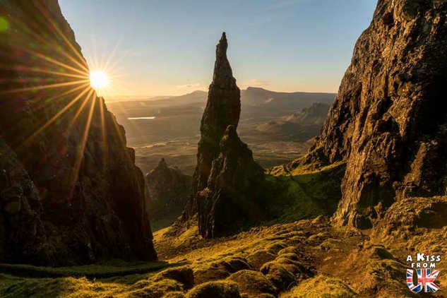 The Needle dans le Quiraing - Que faire et que voir sur l'île de Skye en Ecosse ? Visiter les plus beaux endroits de l'île de Skye avec notre guide complet.