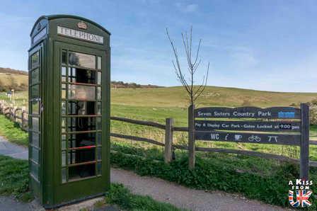 Le Parc des Seven Sisters - Que voir absolument dans le Sussex en Angleterre ? Visiter le Sussex  et ses plus beaux endroits avec A Kiss from UK, le guide et blog du voyage en Ecosse, Angleterre et Pays de Galles.