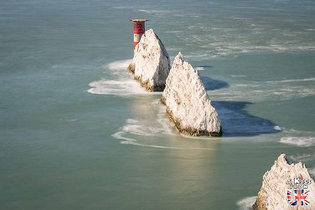 L'île de Wight. Les régions du sud de l'Angleterre à visiter. Voyagez à travers les plus belles régions d'Angleterre avec nos guides voyage et préparez votre séjour dans les endroits incontournables d'Angleterre | A Kiss from UK