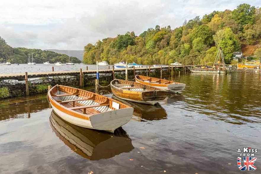 Balmaha - A voir et à faire dans le Loch Lomond et les Trossachs en Ecosse. Visiter le Parc National du Loch Lomond et des Trossachs avec notre guide complet sur cette région écossaise.