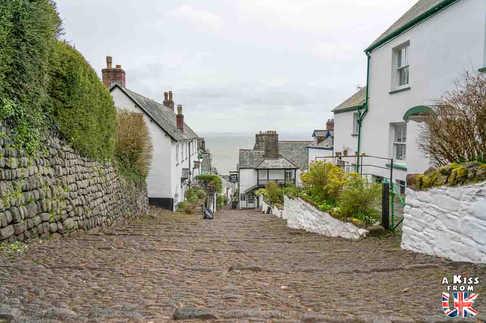 Le village de Clovelly en Angleterre - Découvrez les 30 plus beaux villages de Grande-Bretagne. Le classement des plus beaux villages d'Angleterre, d'Ecosse et du Pays de Galles par A Kiss from UK