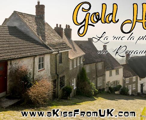 Gold Hill, la rue de la pub.